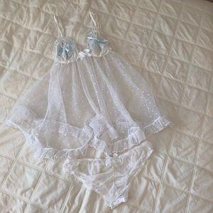 Victoria's Secret Bridal Nightset